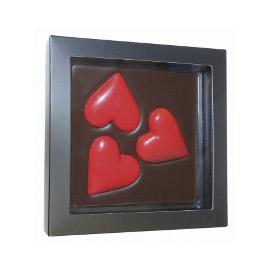 Шоколад  3 СЕРДЦА