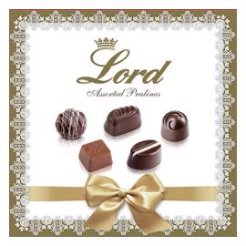 Шоколадные конфеты пралине ассорти