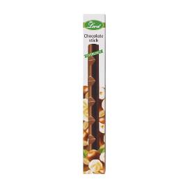 шоколадный батончик с лесным орехом 40 гр