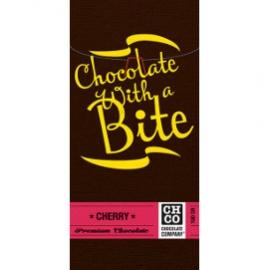 Темный шоколад Вишня