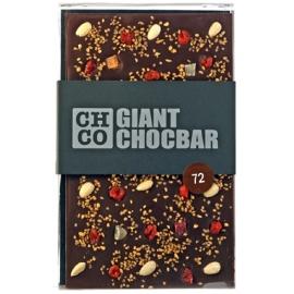 Горький шоколад  72%