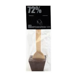Шоколад на ложке 72%
