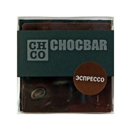Темный шоколад Эспрессо