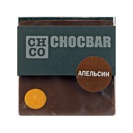 Темный шоколад Апельсин