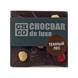 Темный шоколад Темный лес