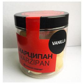 Марципановые шарики в ванильном сахаре 150 гр