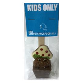 """Шоколад на ложке молочный  Детский  """"40%"""" 65г В ассортименте"""