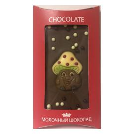 """Шоколад молочный 40% """"Детский"""" в ассортименте 115 гр."""