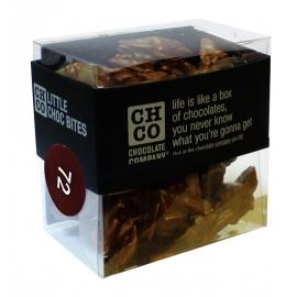 Дробленый Орех в шоколаде 72%