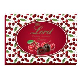 """Шоколадные конфеты с начинкой """"Вишня"""""""